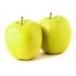 Яблоки Golden green большие 1 кг