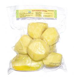 Картофель очищенный в вакуумной упаковке, 300 гр.